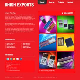 BHISH Exports