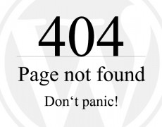 404 Error after Saving or Publishing a WordPress Post