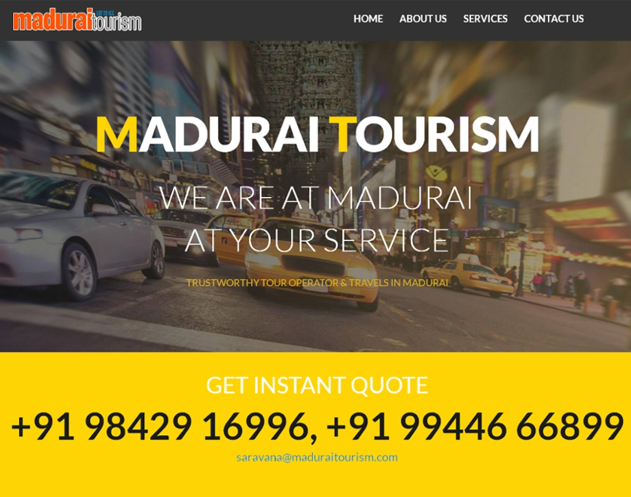 madurai travels