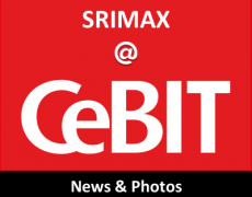 Srimax Participation in CeBIT 2016, Bengaluru