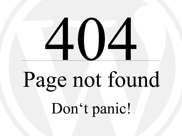 404 Error after Saving or Publishing a Wordpress Post - Srimax
